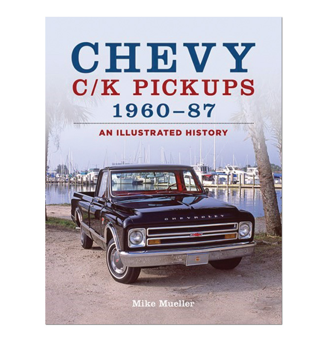 (1960-87)  Chevy Pickups Illustrated History