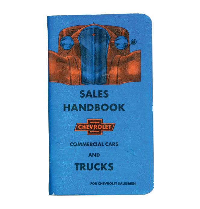 (1937-38)  Truck Data Book