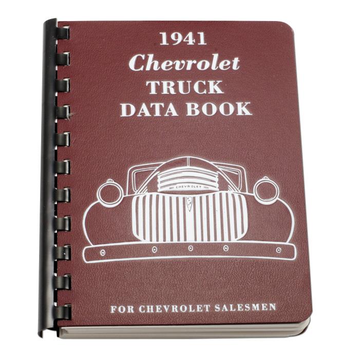 (1941-46)  Truck Data Book