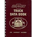 (1947-53)  Truck Data Book