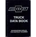 (1954)  Truck Data Book