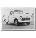 (1955) Truck Photo - Cameo Carrier Pickup