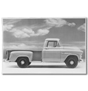 (1955)  Truck Photo - 3200 Series Pickup