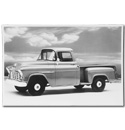 (1955)  Truck Photo - 3100 Series Pickup