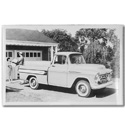 (1957)  Truck Photo - Cameo Pickup