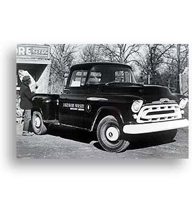 (1957)  Truck Photo - 3600 Pickup