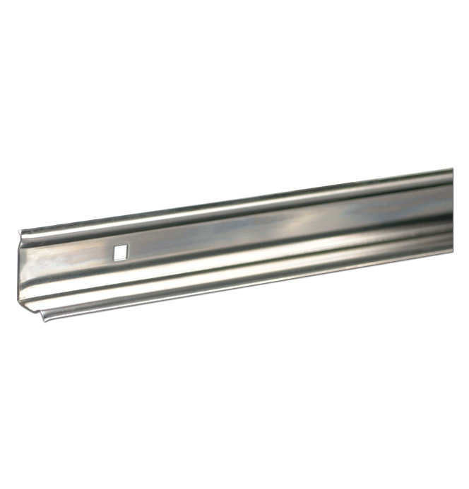 (1963-66)  * Angle Strips - Stainless Punched - Long Step 97