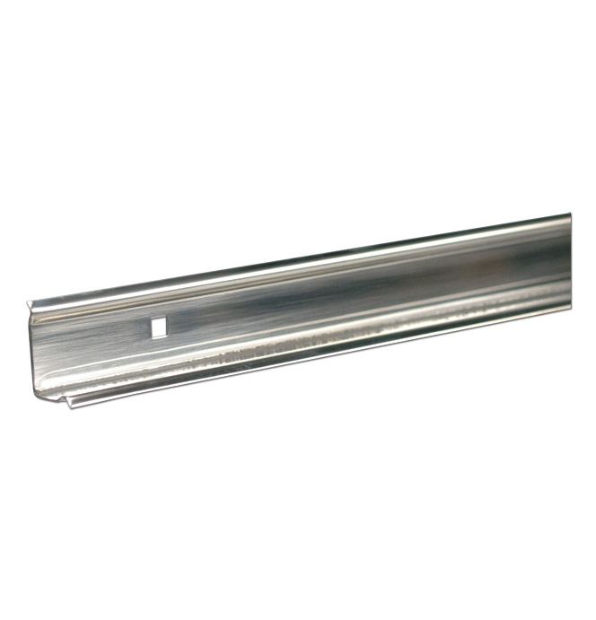 (1960-66)  * Angle Strips - Polished Punched - Short Step