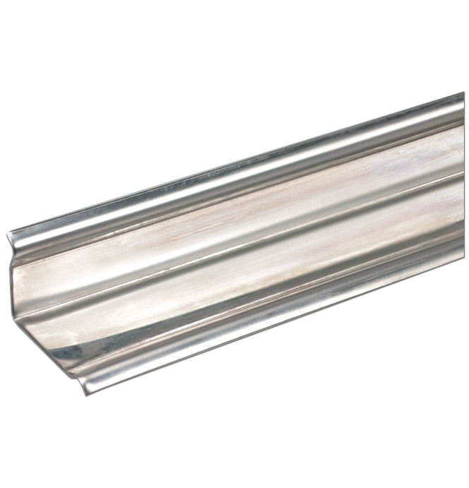 (1940-87)  ** Angle Strip - Stainless Unpunched 109