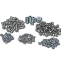 (1954-59)  Bed Bolt Kit - Stainless - Long Step