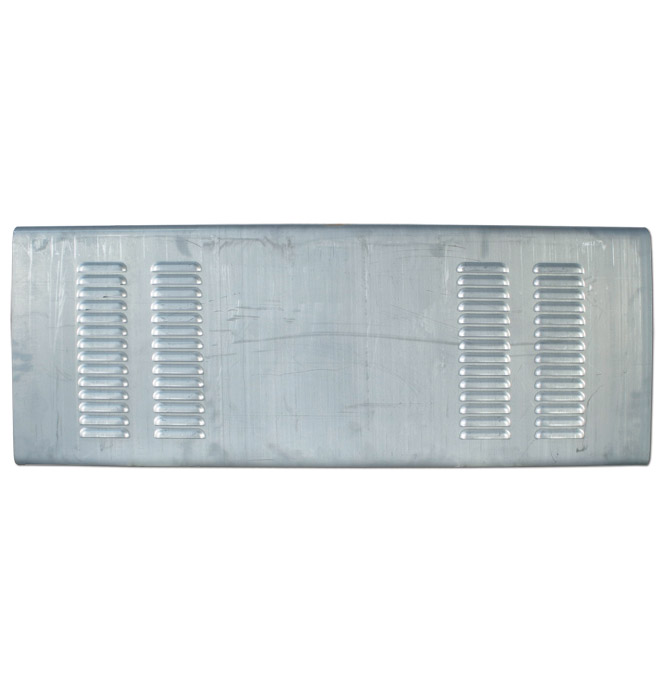 (1954-87)  * Tailgate Cover - 4 Row Louvered - Stepside