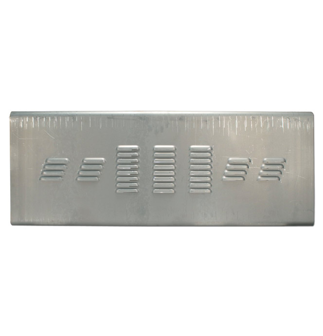 (1954-87)  * Tailgate Cover - Bowtie Louvered - Stepside