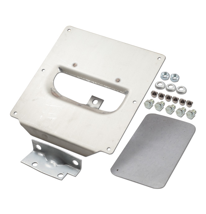 (1988-98)  Tailgate Handle Relocator Kit-Fleetside