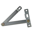 (1976-91)  Tailgate Link Assembly - Right