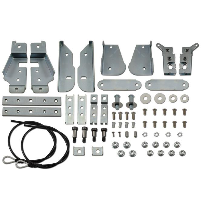 (1934-87)  Stepside Tailgate Latch Kit - Standard Kit