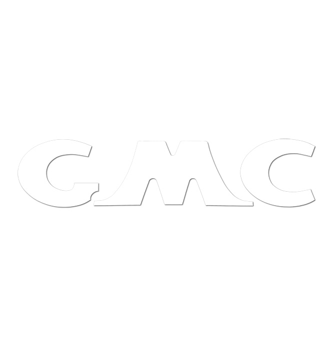 [1947-54]  Tailgate Letters - White - GMC