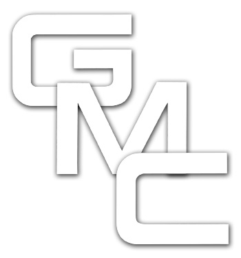 (1960-87)  Tailgate Letters - White - GMC - Stepside