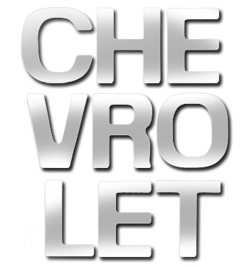 Tailgate letters chr chevy fl classic chevy truck parts for Chevy chrome letters