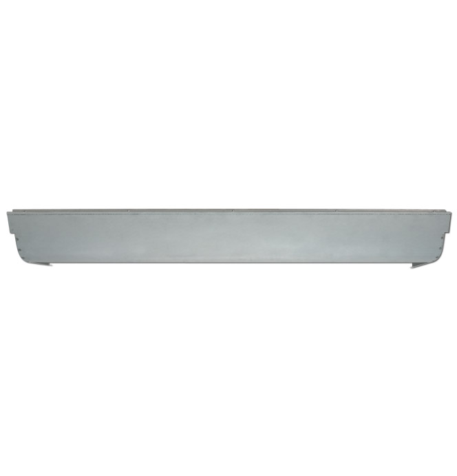 (1954-87)  * Rear Roll Pan w/o Box - Plain - Stepside