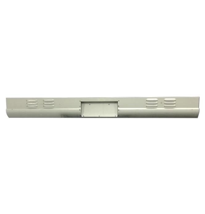 (1967-72)  * Rear Roll Pan w/ Box - 4 Row Louvered - Fleetside