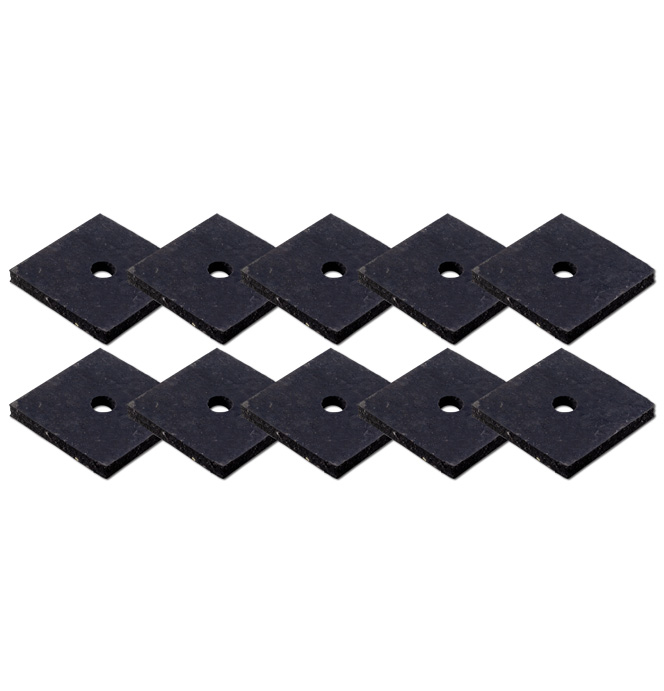 (1954-87)  Bed Mounting Pads - Longbed