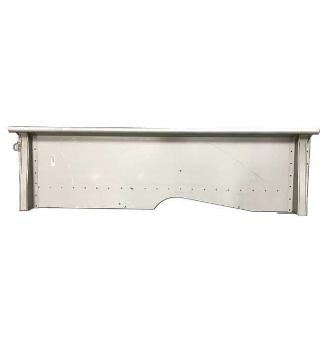 (1934-36)  ** Bed Side Panel - Shortbed - Right - USA Made
