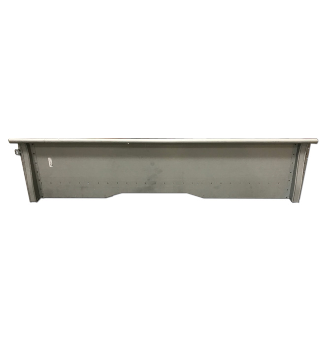 (1937-38)  ** Bed Side Panel - Longbed - Right - USA Made