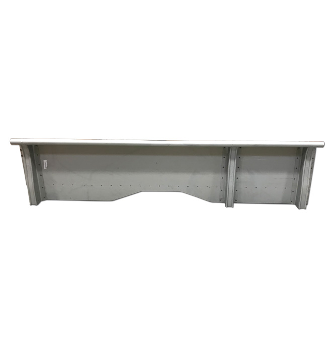 (1941-46)  ** Bed Side Panel - Longbed - Right - USA Made