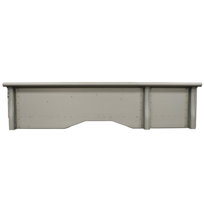 (1947-53)  ** Bed Side Panel - Longbed - Right
