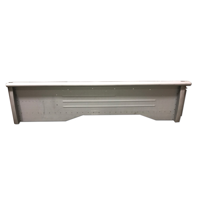 (1955-57)  ** Bed Side Panel - Longbed 89