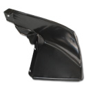 (1967-72)  Rear Inner Splash Shield - Fleetside - Left