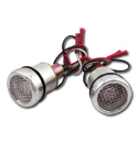 (1941-87)  Bed Hole LED Lights - Red