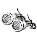 (1941-87)  Bed Hole LED Lights - White