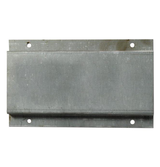 (1934-46)  Tailpipe Heat Shield