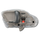 (1995-98)  Inside Door Handle - OEM - Gray - Left