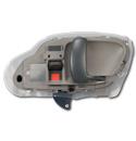 (1995-98)  Inside Door Handle - OEM - Gray - Right