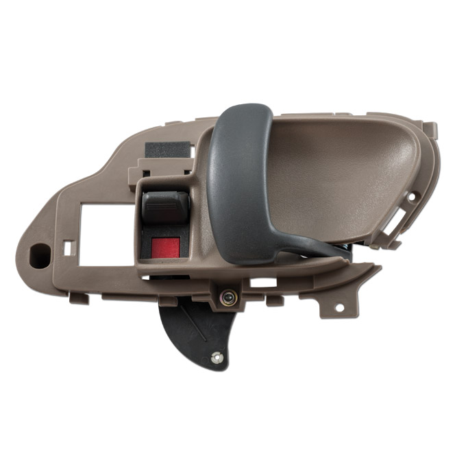 how to change inside door handle on chevy truck