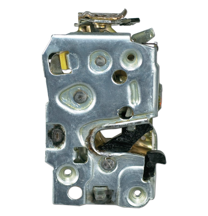 (1988-98) Door Latch - Left - OE