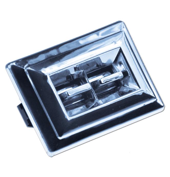 (1982-89)  Power Window Switch - Left - 2 Button