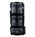 (1995-98)  Power Window Master Switch - Left 4dr.