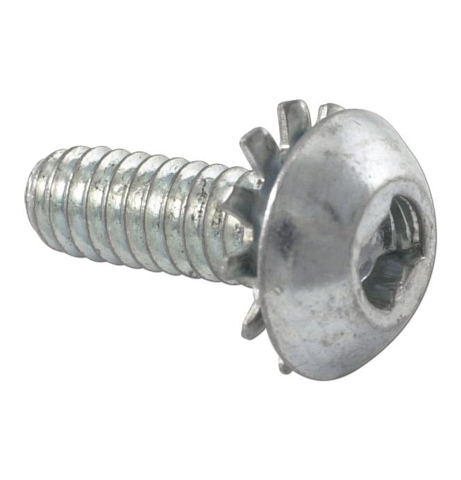 (1947-66)  Door Screw - Clutch Head