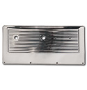 (1967-71) * Door Panels - Metal - Chrome- pair