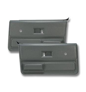 (1973-76)  * Door Panels - Replacement - Front - Gray