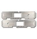 (1977-80)  Door Trim Inserts - Silver