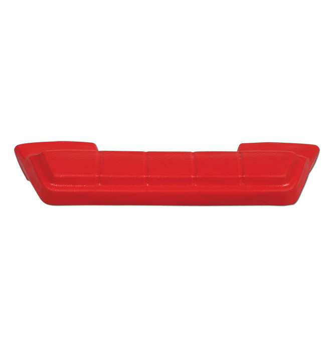 (1966-68) Arm Rest - Red