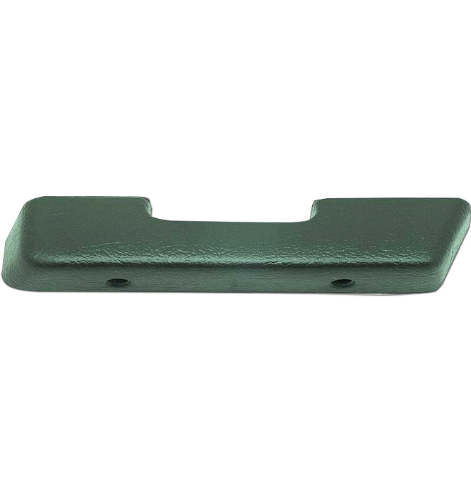 (1972)  Arm Rest-Right, Green
