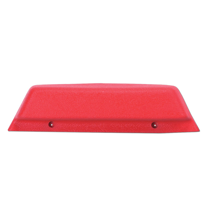 (1973-76)  Arm Rest-OEM Style-Red