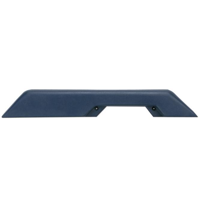 (1981-87)  Arm Rest-OEM Style-Left-Dark Blue