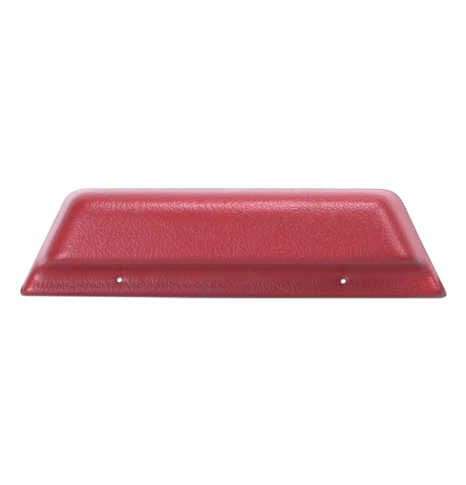 (1973-76)  Arm Rests-REPRO-Red