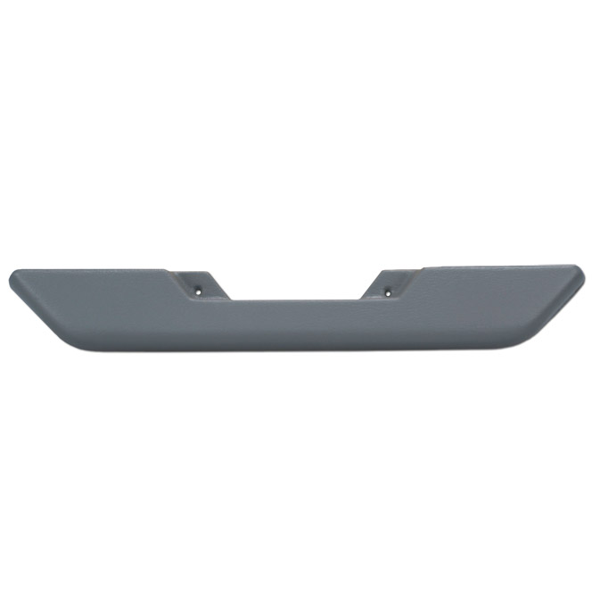 (1977-80)  Arm Rests-REPRO-Gray-Front